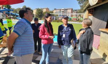 Fiscalizan instalaciones eléctricas de Campings y Parques Acuáticos en la Región de Valparaíso
