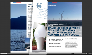 Secretaría de Energía de Magallanes invita a leer la edición Nro. 21 de su revista informativa sectorial
