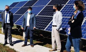 Subsecretario López realiza visita a la Región del Biobío enmarcada en proyectos renovables que potenciarán la reactivación económica
