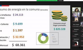Capacitan telemáticamente a vecinos de Porvenir, Williams, Punta Arenas y Natales en el buen uso de la energía a nivel residencial