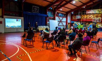 Con Buena Energía capacitó a vecinos de Cabo de Hornos, la comuna más austral del mundo