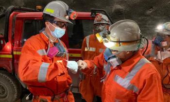 Biministro Jobet visita Mineral El Teniente y destaca iniciativas de electromovilidad impulsadas por la Compañía