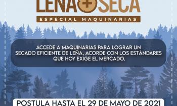 Seremi de Energía invita a postular a convocatoria especial del Programa Leña Más Seca para acceder a Maquinaria