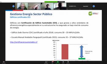 Programa Gestiona Energía: Servicios Públicos de Magallanes recibieron capacitación anual y trabajan en nuevas oportunidades de mejora