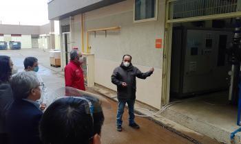 Hospital de Natales comienza una nueva etapa en materia de eficiencia energética