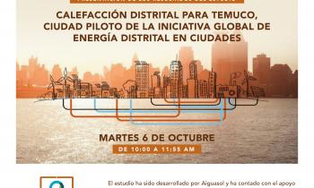 SEREMI de Energía de Magallanes invita a webinar sobre calefacción distrital aplicada a ciudades del sur de Chile