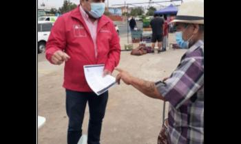 Seremis trabajan en Conjunto informando a la comunidad