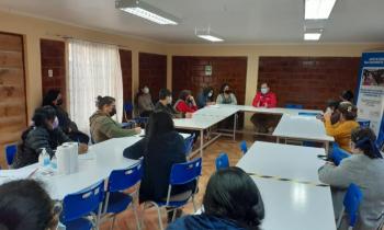 """Seremi de Energía informa  en Junta de vecinos programa """"Casa Solar"""""""