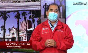 Seremi de Energía Presente explica en TV las ventajas del Hidrógeno Verde