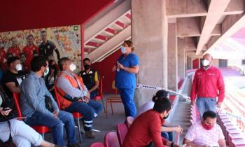 Incluyen en vacunación a personal del sector Energía de la Región