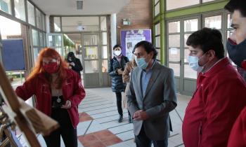 Subsecretario de Energía Francisco López visitó la Región del Maule