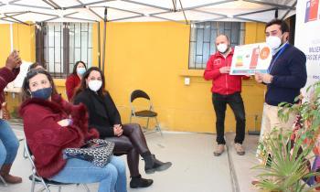 Jefas de hogar de La Serena se convierten en embajadoras de la eficiencia energética