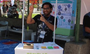 Seremi de Energía Presente en Festival COP 25 Chile en Arica