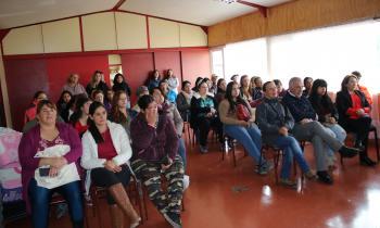 Jefas de Hogar de Balmaceda se conviertieron en embajadoras de la eficiencia energétic