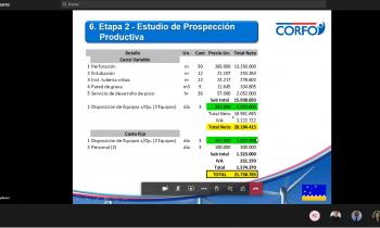 Mesa Comunal de Energía de Cabo de Hornos elaborará protocolo para registro de datos de secador de leña