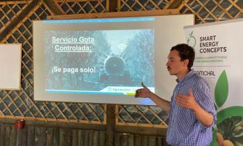 Seremi de Energía participa en Misión Tecnológica para implementar Eficiencia Energética en la Agricultura