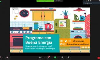 Programa Con Buena Energía capacitó a familias de Requínoa para hacer un buen uso de la energía en el hogar y ahorrar en las cuentas de la luz