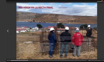 SEREMI de Energía de Magallanes lanza revista informativa que se difundirá en formato de papel digital