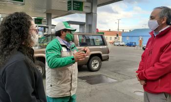 Magallanes: más del 80% de los trabajadores esenciales del sector eléctrico y combustibles ya recibió la primera dosis de la vacuna