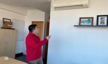 Seremi de Energía destaca descuento en tarifa eléctrica para calefacción en 79 comunas del centro sur del país anunciadas por el biministro Jobet