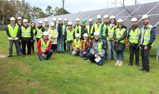 Seminario y Workshop sobre acceso a la energía en zonas aisladas.