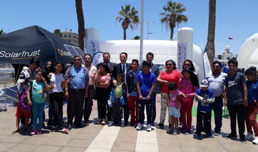 Nueva versión de la Expo Energías Renovables de Arica y Parinacota