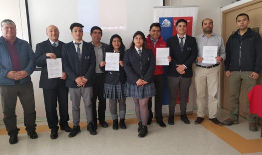 Programa Techos Solares Públicos beneficiará a cinco comunas del Biobío