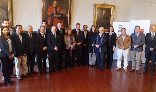 Instituciones regionales firman Acuerdo de Colaboración para impulsar la electromovilidad
