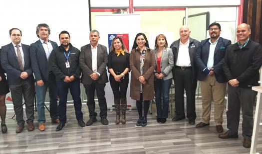 Inicia Comisión de Energía del CORECC en Tarapacá