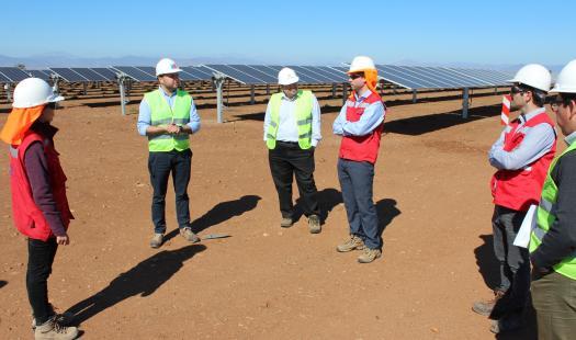 Seremi de Energía destaca que nuevo proyecto renovable en Ovalle aporta al Plan de Descarbonización