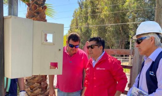 Seremi de Energía y SEC intensifican fiscalizaciones a instalaciones eléctricas de camping y centros recreacionales