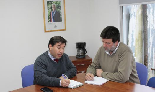 Seremis de Energía y Transportes definen hoja de ruta para el desarrollo de la electromovilidad en la región de Aysén