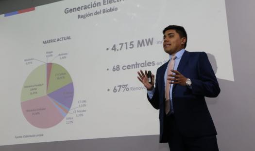 Plan + Energía busca impulsar proyectos sostenibles en el Biobío
