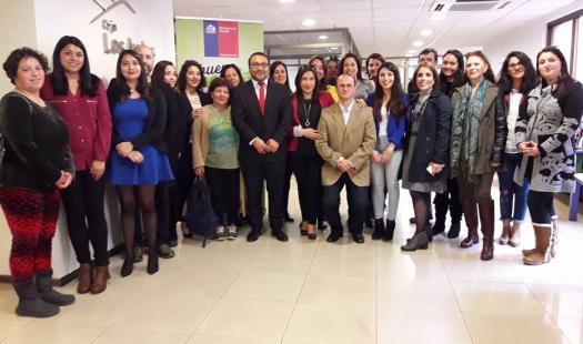 Empresas del Sector Energético Participaron en Taller Sobre la Norma NCh3262 Igualdad de Género y Conciliación de la Vida laboral, Familiar y Personal