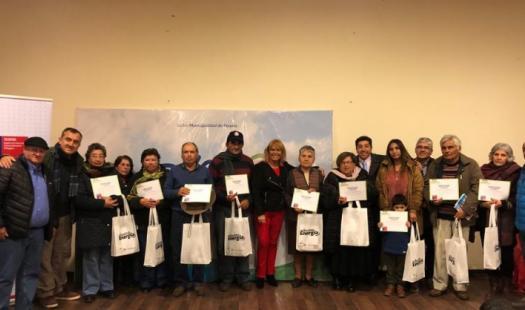Familias de Peumo recibieron Kits Eficientes a través del Programa Con Buena Energía