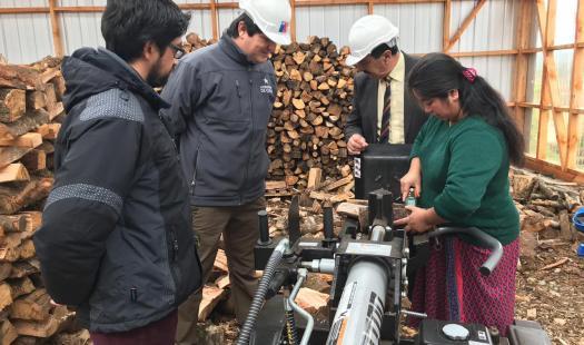 Seremi de Energía llama a comerciantes a postular al programa Leña Más Seca 2019 que finaliza el 31 de julio
