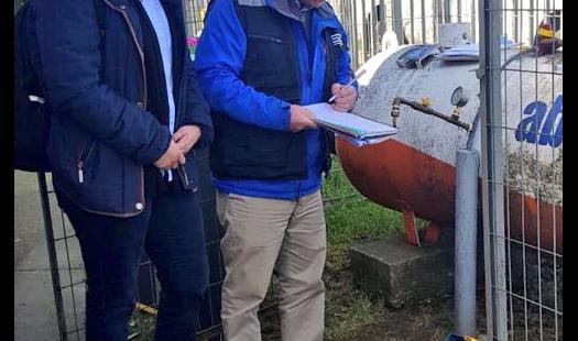 Autoridades instruyen investigación frente a reiteradas fugas de gas en Jardín Infantil Ensueño de Valdivia