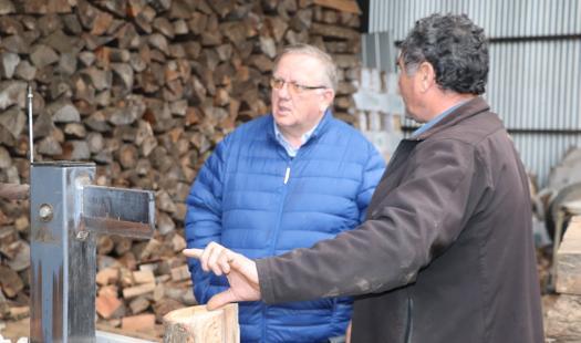Proyecto Piloto de Medición y Verificación de Estándares de Calidad de Leña