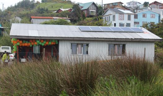 Bomberos y Clubes Deportivos podrán postular a paneles o colectores solares para tener energía eléctrica o agua caliente