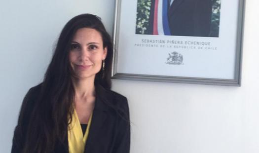Ministerio de Energía designa a Fernanda Pinochet como nueva seremi de la Región de Valparaíso