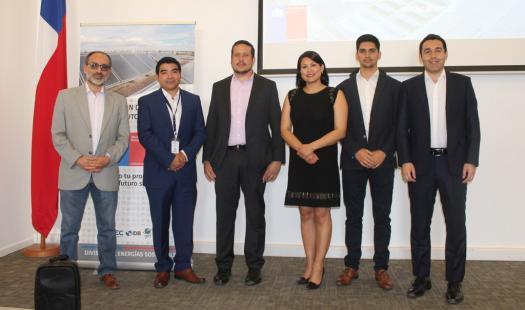 Instaladores eléctricos de Atacama conocieron las modificaciones a la Ley de Generación Distribuida