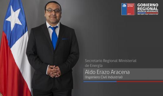 Joven Ingeniero Tocopillano asumió como Seremi de Energía para la Región de Antofagasta