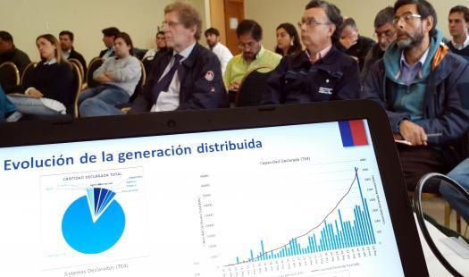 Actores del mercado energético magallánico conocieron nueva regulación para la Generación Distribuida
