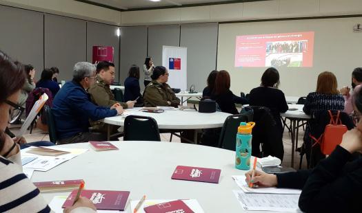 Seminario Energía + Mujer dialogó sobre situación actual, proyecciones e incidencia femenina en el sector energético