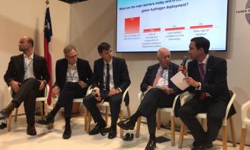 En el Día de la Energía COP : 10 países de América Latina y El Caribe anuncian meta de 70% de energías renovables a 2030