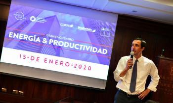 Ministro Jobet encabeza encuentro de Energía y Productividad