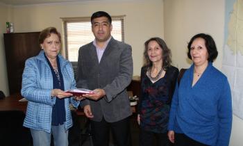 Seremi recibe inquietudes de vecinos de Nueva Abate Molina