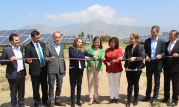 Valle de la Luna II: nueva planta solar de la Región Metropolitana