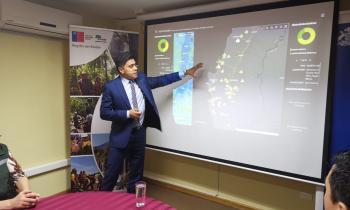 """Seremi del Biobío presenta plataforma """"Energía Alerta"""""""