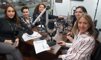 Ministra participa en programa radial liderado por mujeres de Tarapacá